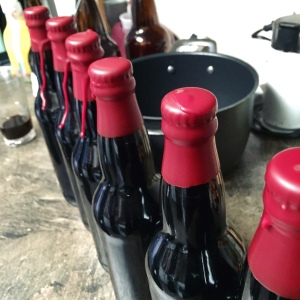 Sealing your bottles with wax can help reduced oxidization.